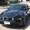 Ford Mustang 2011 - 58000 km